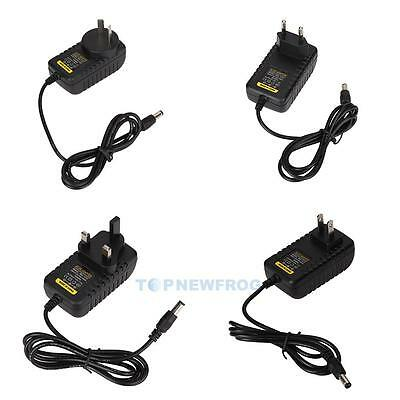 DC 12V 5V 1A 1.5A 2A 5.5mm*2.5mm AC Adapter Power Supply Charger Connector Plug