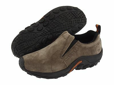 Merrell Jungle Moc Gunsmoke Slip On Casual Shoe Men's Sizes 7-15/NEW!!!