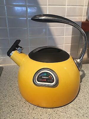 Stovetop Kettle- Yellow