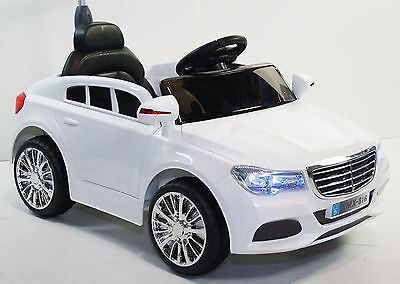 MERCEDES-BENZ For Kids Model XMX-816 Ride On Car White