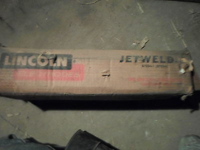 """50 Lbs: Lincoln Electrodes Jetweld 1, E7024-1, 3/16"""""""