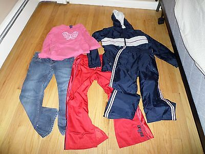 Gap, Nike Girls Clothes Lot, Size 8-10 Sweatsuits
