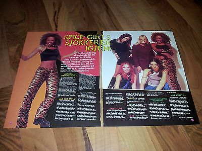 Spice Girls article