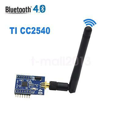 TI CC2540 Bluetooth 4.0 Wireless Module TTL Uart To BLE Board With SMA Antena