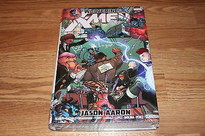 Marvel Wolverine & the X-Men Omnibus - Brand New - Out of Print - Jason Aaron