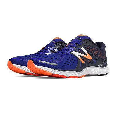New Balance M1260v6 Mens Blue Support Running Road Sports Shoes Trainers