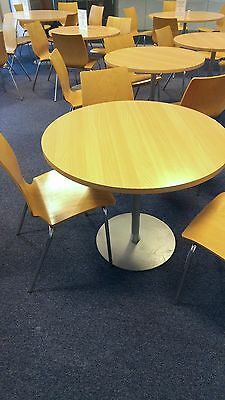 Office Round Canteen, Meeting Table