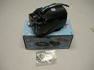 MES Replacement Tilt and Trim Pump Motor  T1087M / M175