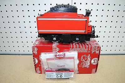 LGB 69476 Red Powered Coal Tender *G-Scale* NEW