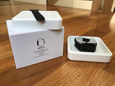 Apple Watch 42mm Space Grey Stainless Steel