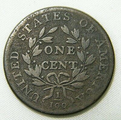 1798 Large Cent Nice Reverse! Make an Offer!