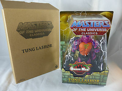 Motu Masters of the Universe Classics - Tung Lashor -  mint in Box - NOS - MOSC