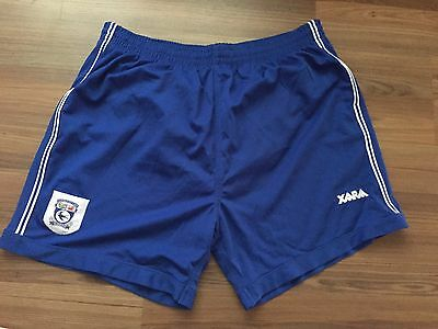 Cardiff City Home Shorts