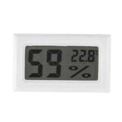 Mini Digital LCD Temperature Humidity Thermometer Hygrometer With Sensor New