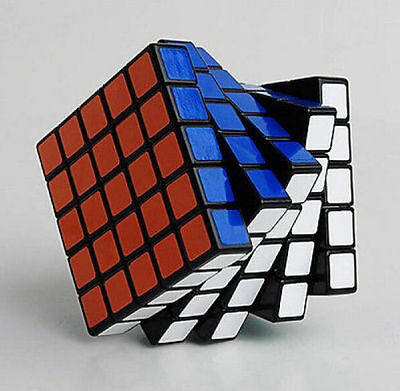 Magic ABS Ultra-smooth Professional Speed Cube Rubik's 5X5X5 Puzzle Twist