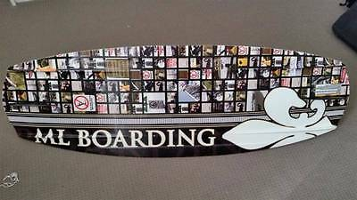 Wakeboard - ML Boarding Sequel Collective 134