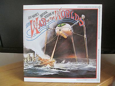War Of The Worlds complete rare 1978  Dutch issue ex/n/m