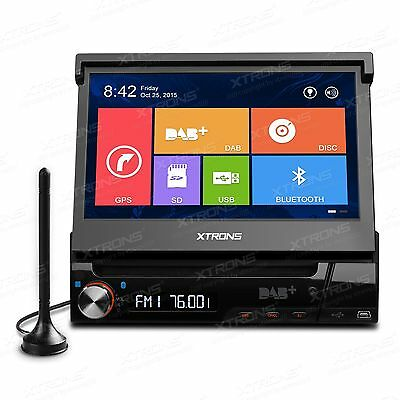 Autoradio Mit Navi Gps Navigation Bluetooth Touchscreen Dvd Dab+ Usb Sd Mp3 1Din