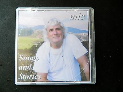 CD - Mic. Songs and Stories. Folk Music. Possibly Welsh.