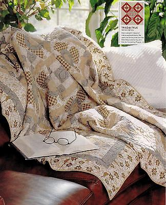 Neutral Chic     Quilt  Pattern Only