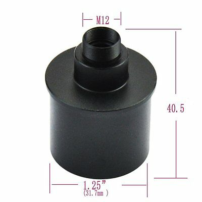 Webcam Adapter for Telescope 1.25Inch Thread video -Ships from USA