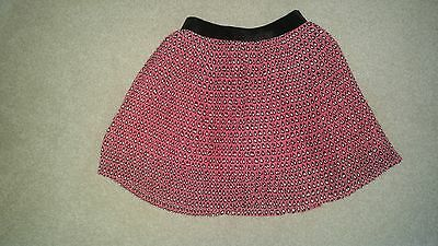 NEXT PLEATED GIRLS SKIRT....AGE 6...excellent condition. ..