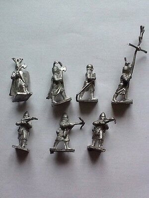 Minifigs Medieval Period Figures