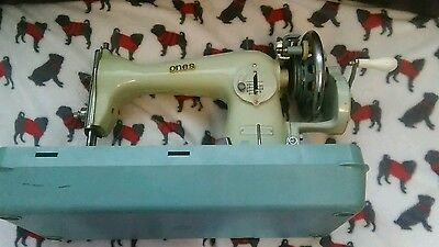 Vintage/Antique Sewing Machine BY JONES
