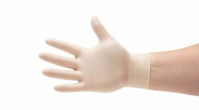 2000 Pcs Latex Medical Exam Gloves (Disposable Powder-Free) 5 Mil Size : Small