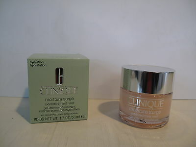 CLINIQUE - MOISTURE SURGE - extended thirst relief 50ml.