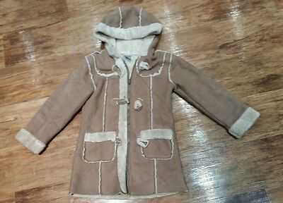 Gurls Winter Coat Age 8-9 From Pumpkin Patch