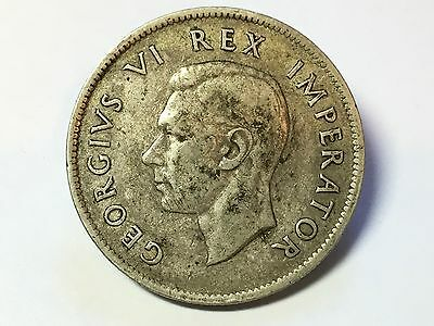 1940 South Africa Two Shillings