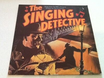 The Singing Detective LP - Music form the BBC TV Series Nr Mint