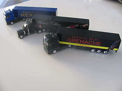 lot camions 1/87