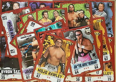 WWE NXT Takeover 29 Random Cards. Job Lot, Set, Collection