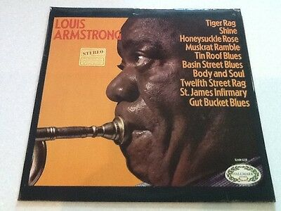 Louis Armstrong LP - Compilation of classics. Nr Mint