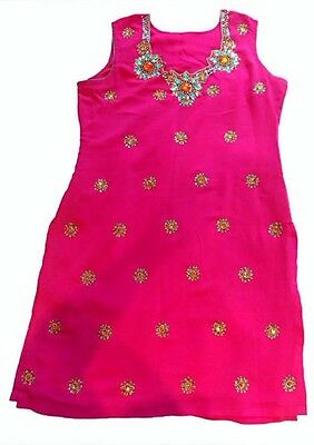 Designer Suits Salwar Kameez Dress Indian Wear Pink Colour