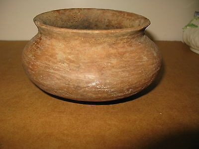 Pre Columbian Colima Pottery bowl from El Chanal - 800-900 years old