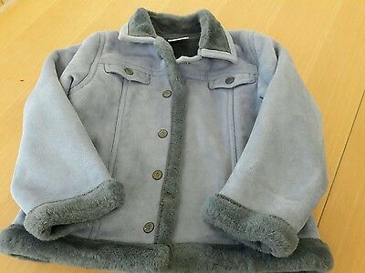 Excellent Condition Girls Winter Jacket  Age 7-8