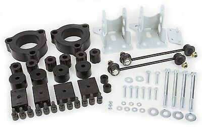Daystar KJ09168BK Suspension Lift Kit Fits 15-16 Renegade
