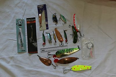 Fishing Lure Joblot Collection - Lures