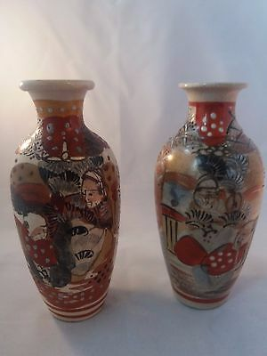 Cantonese vases - small
