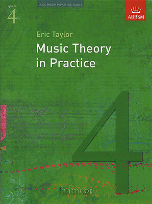 Music Theory in Practice ABRSM Grade 4 Exam Syllabus Support Book