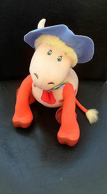 Ermintrude The Cow Talking Soft Toy Plush From The Magic Roundabout