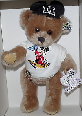 WEDNESDAY MOUSEKEBEAR from Days of the Week Series By Annette Funicello **
