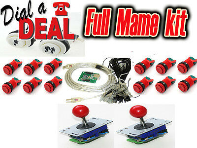 Mame arcade machine full kit for tables and uprights