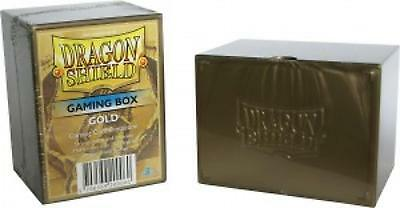 Dragon Shield - Gaming Box  - Gold - OVP