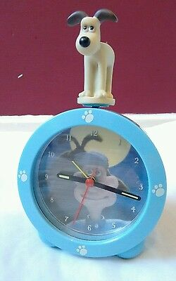 wallace and gromit talking alarm clock wesco 2005