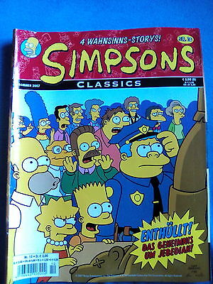 Simpsons Classics Nr.10 - Sommer 2007