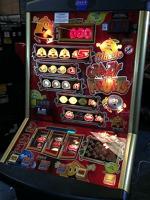 Fruit Machine Classic Crazy Fruits £5 Jackpot Delivery Possible